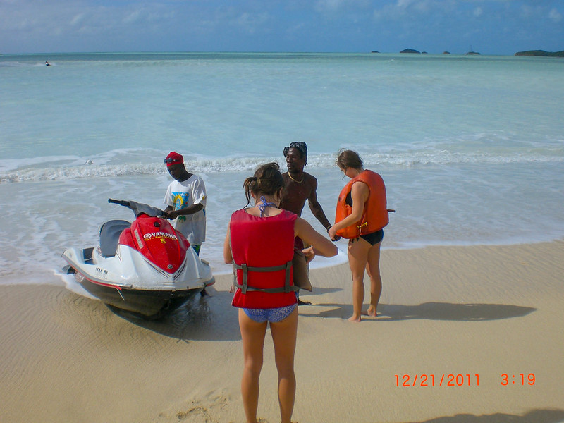Antigua Waverunner