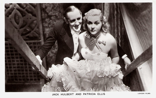 Jack Hulbert and Patricia Ellis in Paradise for Two