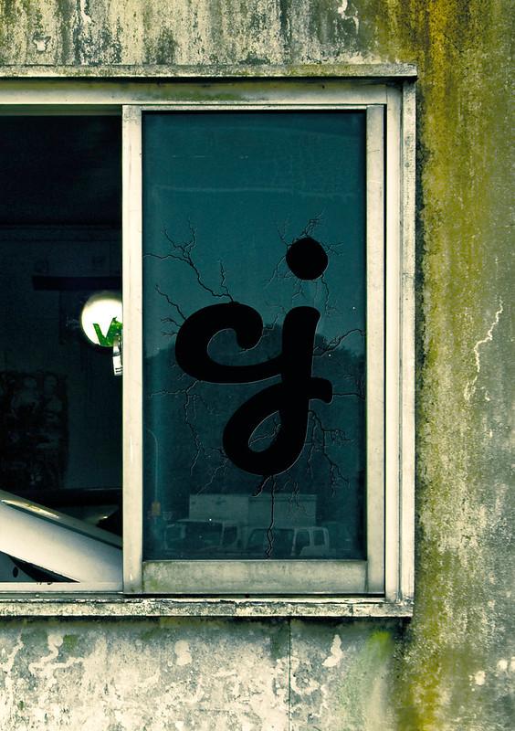 CJ Glass Window
