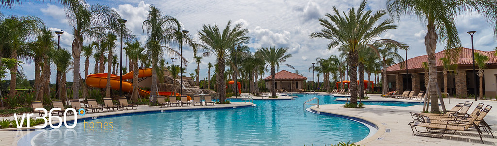 Solterra Resort Villas Clubhouse in Orlando, Florida