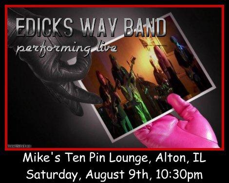 Edicks Way Band 8-9-14