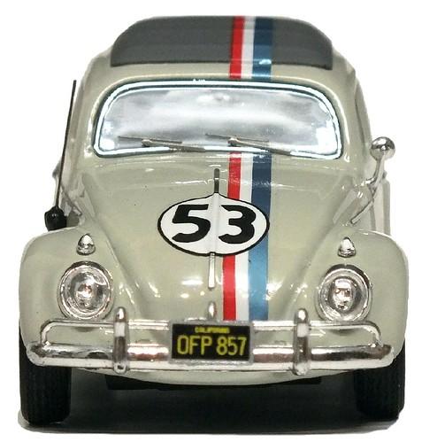 Mattel Hot Wheels VW Herbie (4)