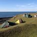 Camping North Wales Coast School Trip