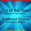 College Savings Dolls is awarded Toy of the Year 2014 from Creative Child! Order Now @    www.collegesavingsdolls.com       #futredoll #dolls #bodyimage #positve #rolemodel #money #finance #savings #startupnation #award #body #csd #college #doll #educatio
