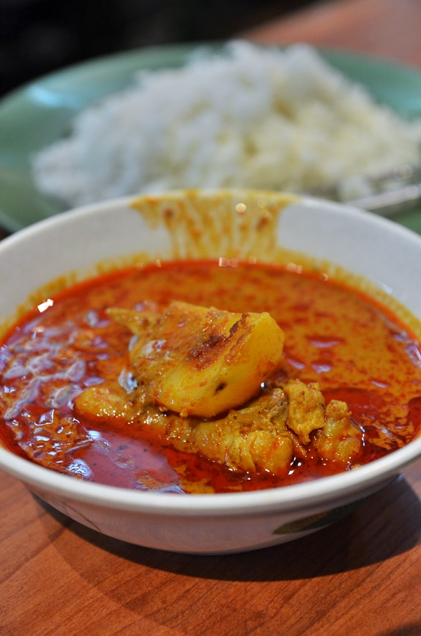 Queensway Famous Chicken Curry Rice