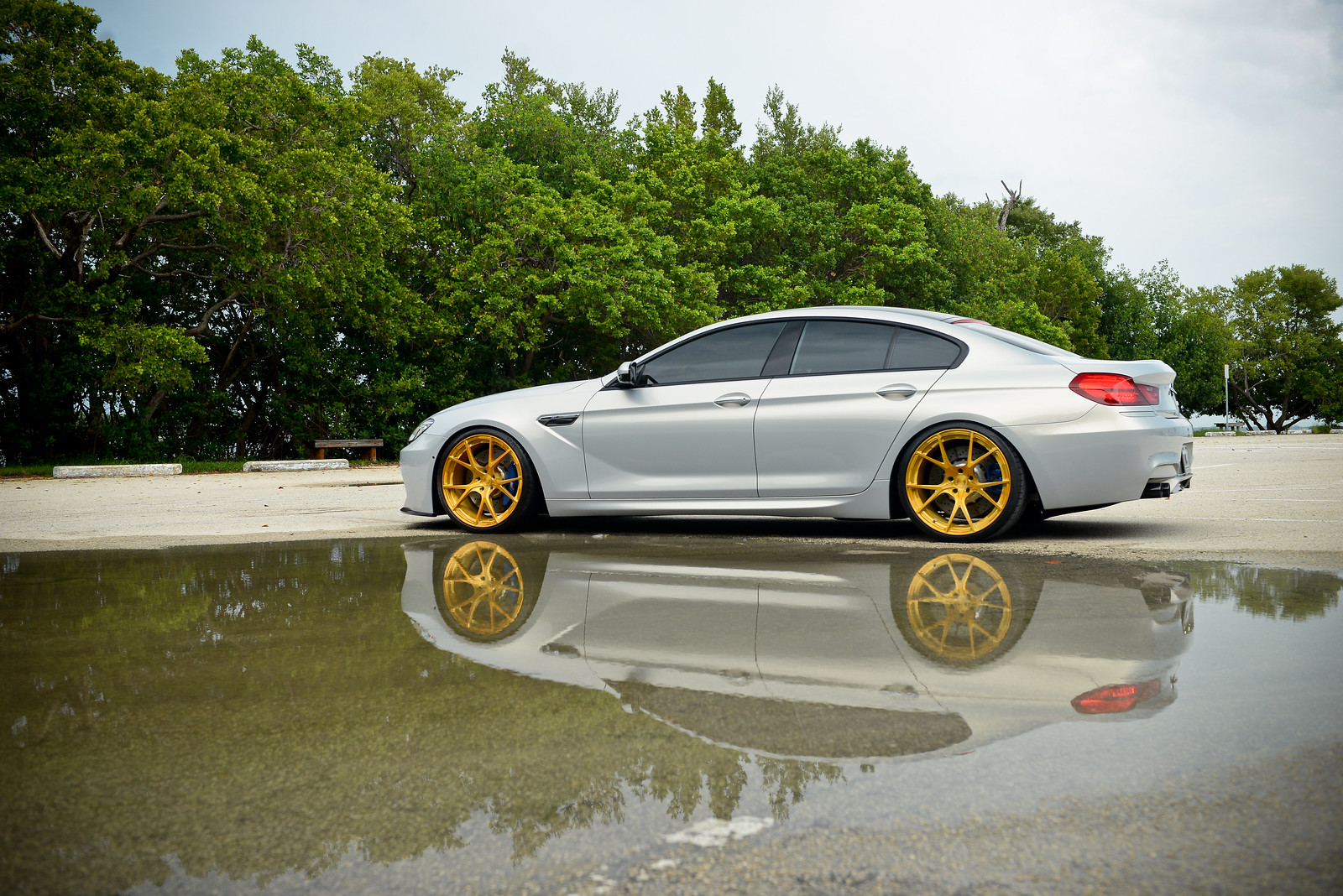 Moonstone M6 Gran Coupe Photoshoot On 21 Quot Velos Forged