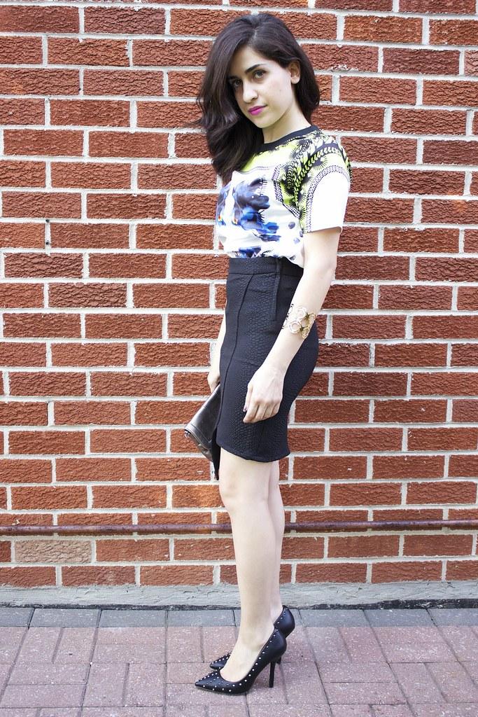 sheinside, h&M, summer, outfit