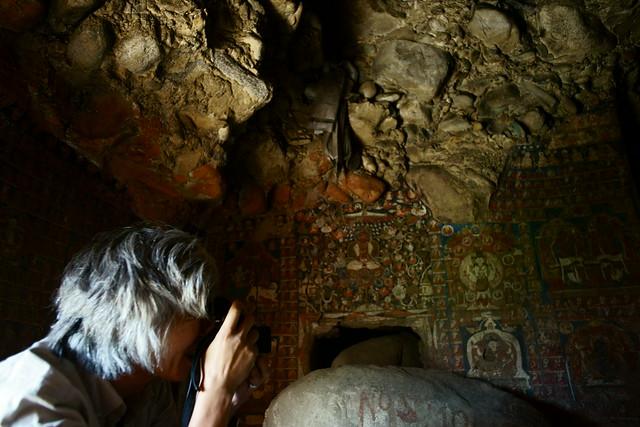 Saspol caves. Ladakh, 07 Aug 2014. 284