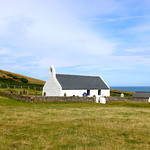 Holy Cross Church at Mwnt