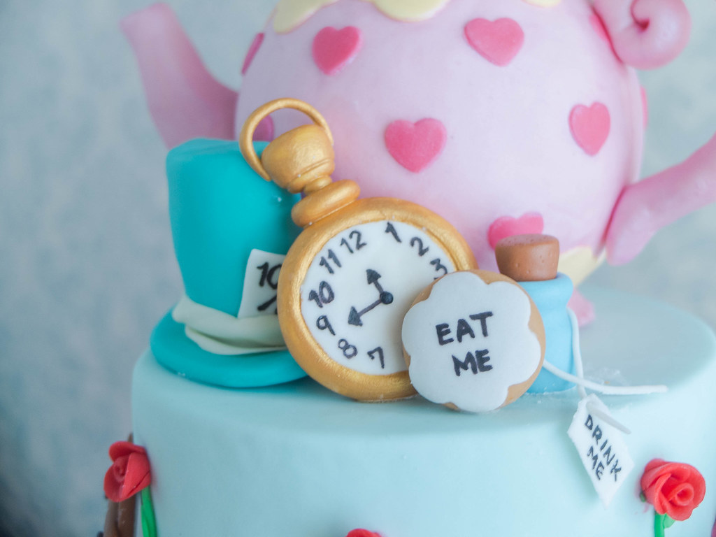 Hat, Clock and Cookies
