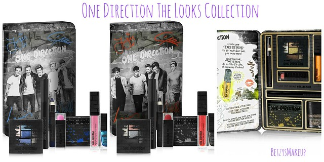 #makeupby1D-#thelookscollection-#markwins
