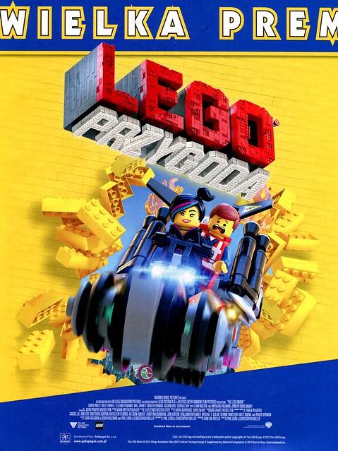 Filmy LEGO 1