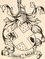 """Image from page 246 of """"Armorial families : a directory of gentlemen of coat-armour"""" (1905)"""