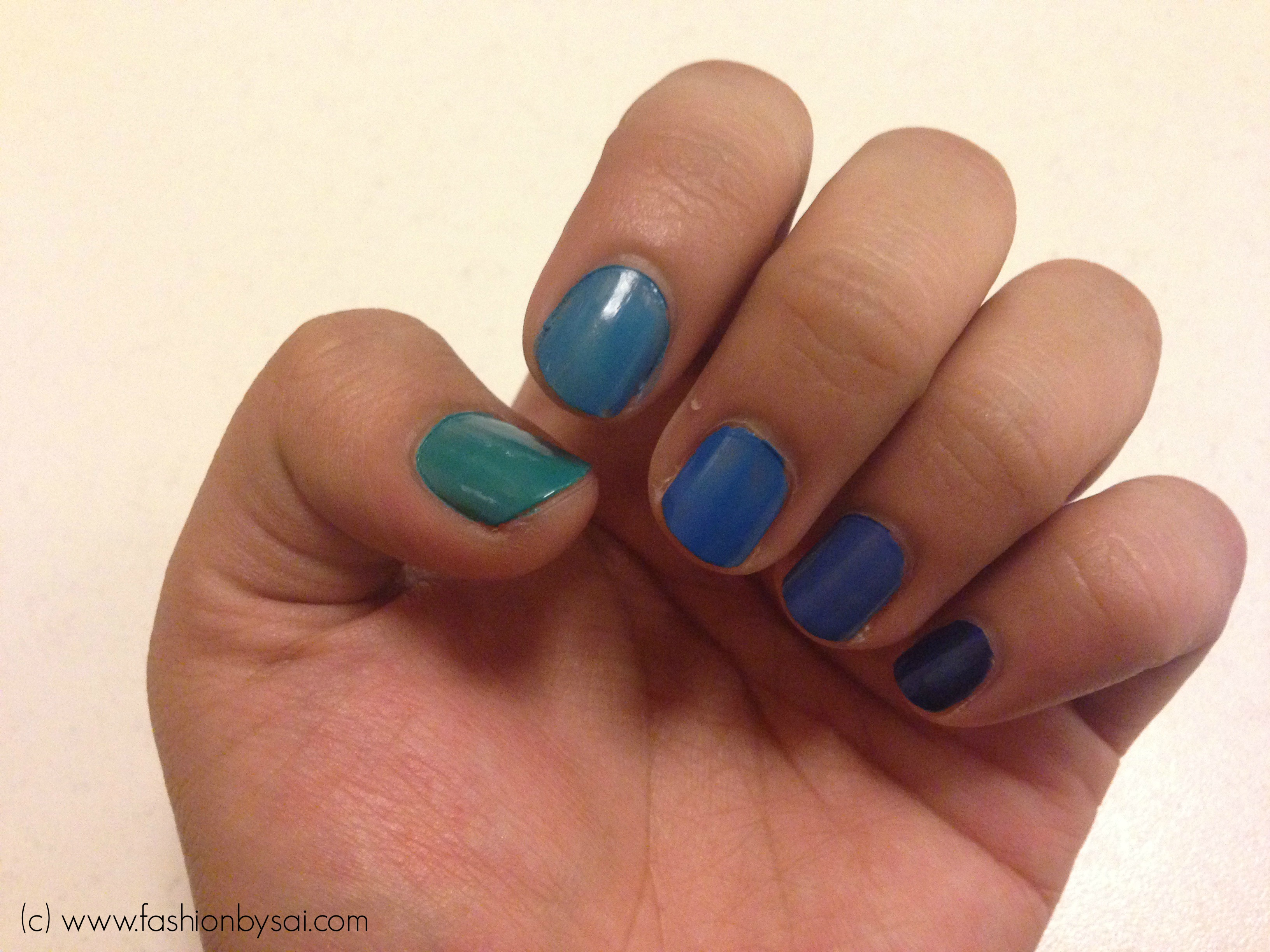 Inglot Philippines nail polish art by beauty blogger Sai Montes