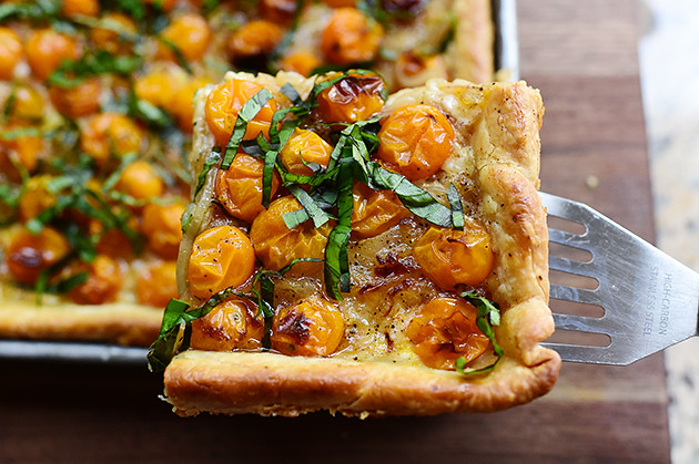 Tomato Tart |  The Pioneer Woman Cooks | Ree Drummond