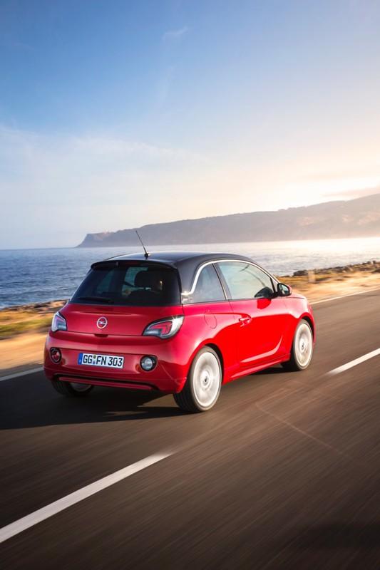 100.000 narudžbina za Opel ADAM