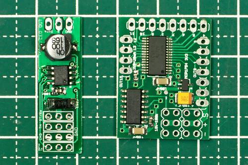 WS2812B light controller