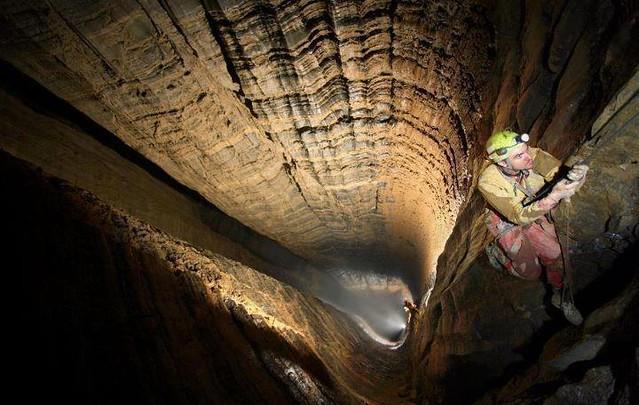 Krubera Cave, Abkhazia (7,188 Feet Deep)