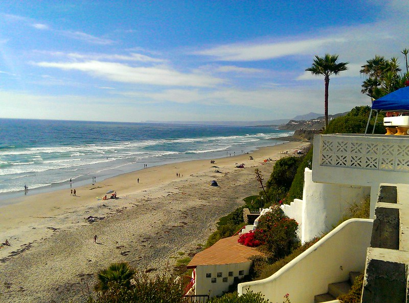 View from La Fonda