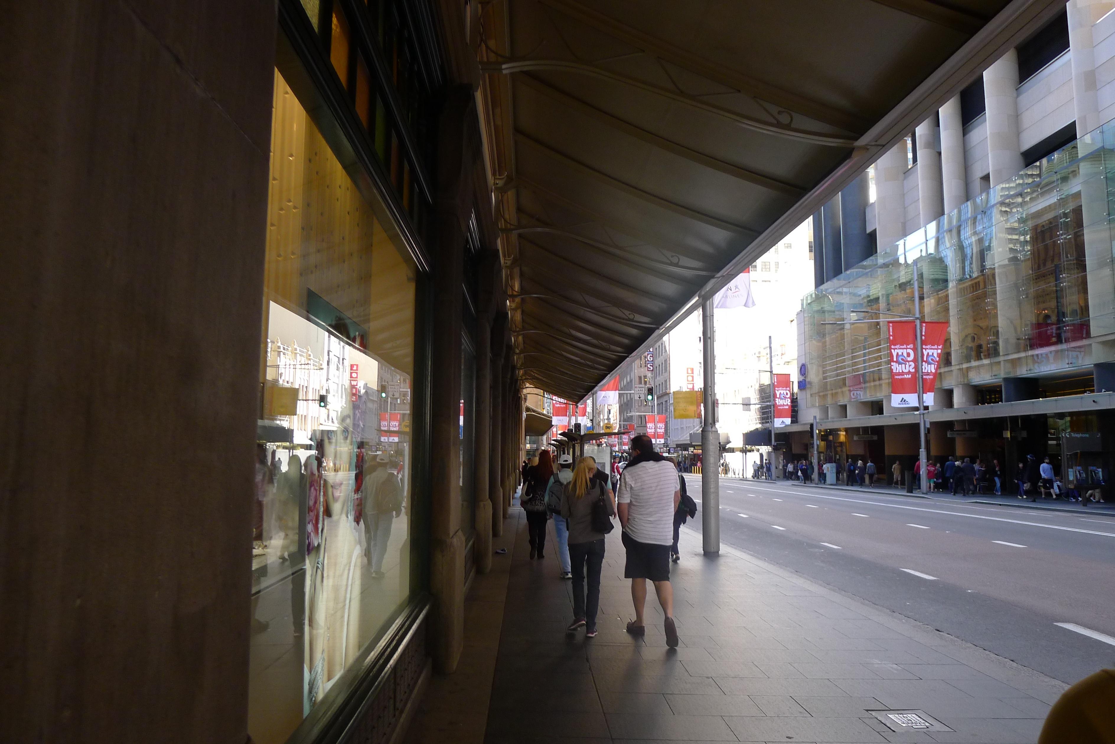 Sydney Pedestrians