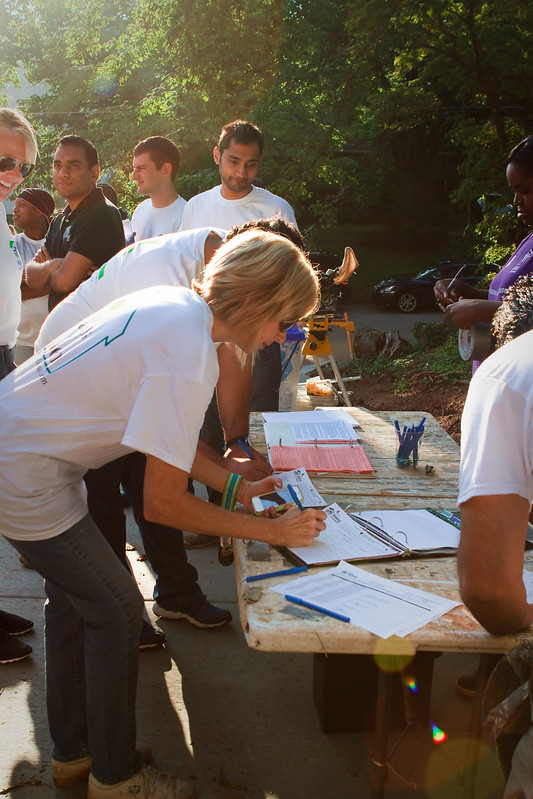 Habitat House Registration