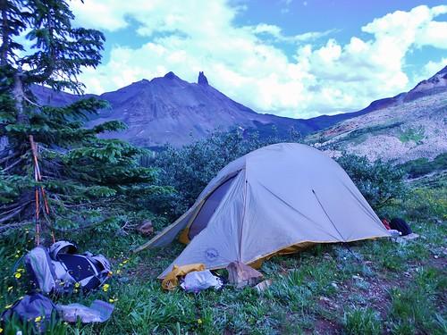 Upper Bilk Basin Camping - Clare's Spot