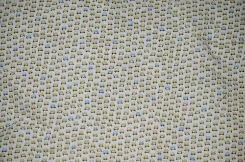 Tiny Cars  interlock knit