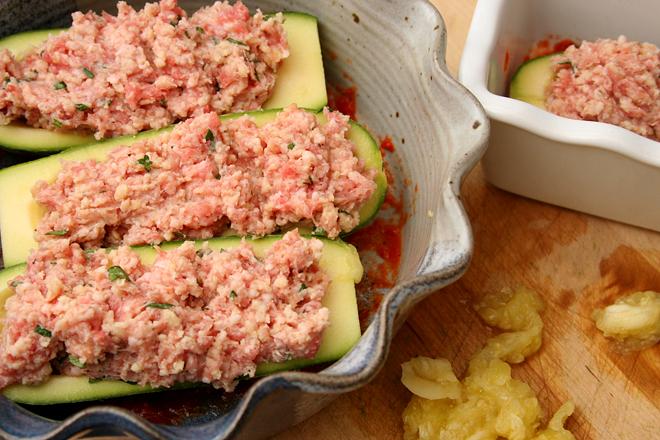 meatball zucchini 4