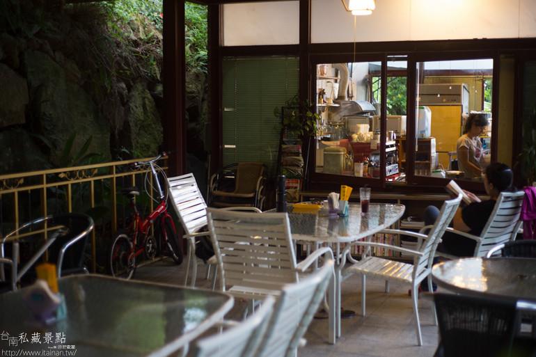 台南私藏景點--香榭彎咖啡 (4)