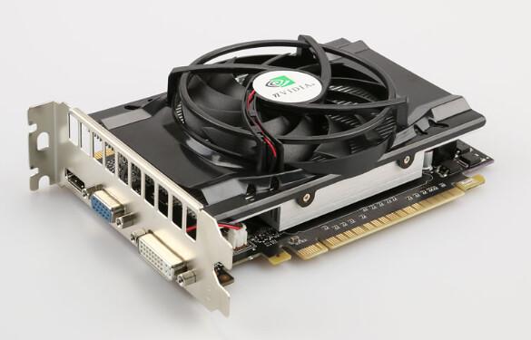 Hamis NVIDIA GTX650/660