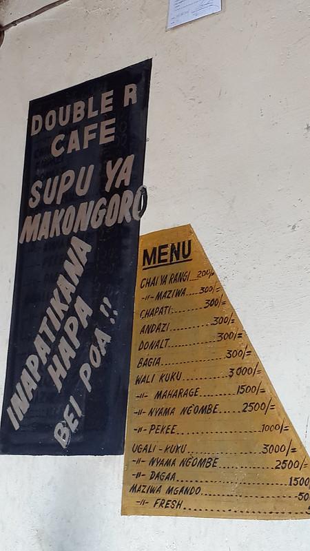 Makongoro soup