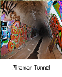 miramar tunnel