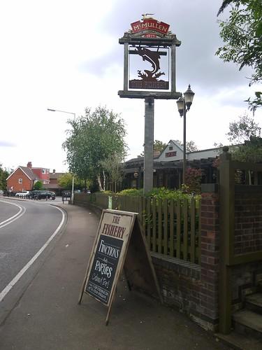 At Last, A pub