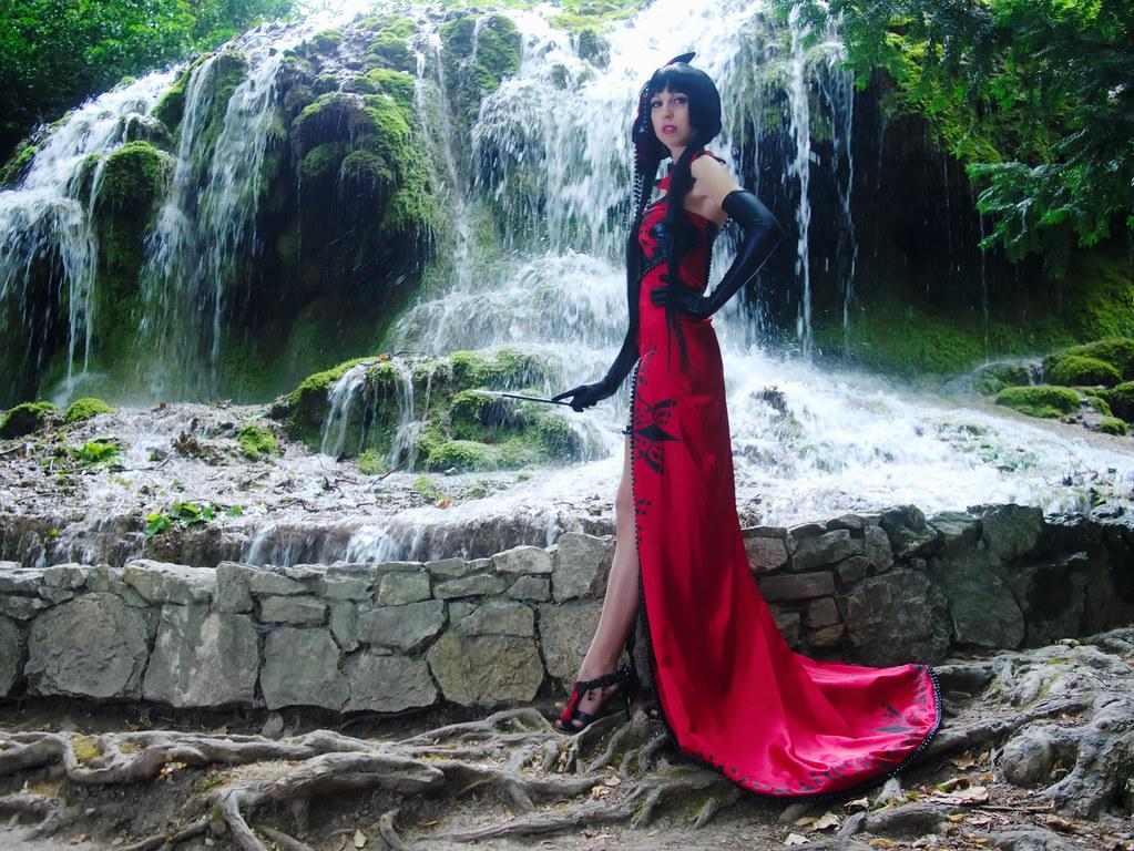 related image - Shooting Yuuko Ichihara - Melisandre - Parc de St Pons - 2014-07-20- P1890059