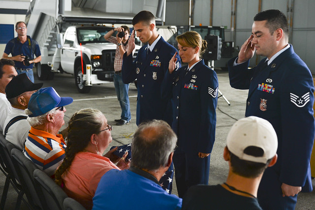 Two Airmen, One war, countless thanks