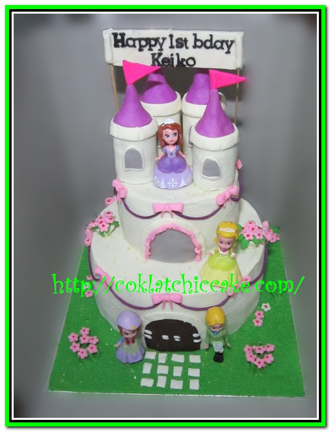 Cake Sofia the First