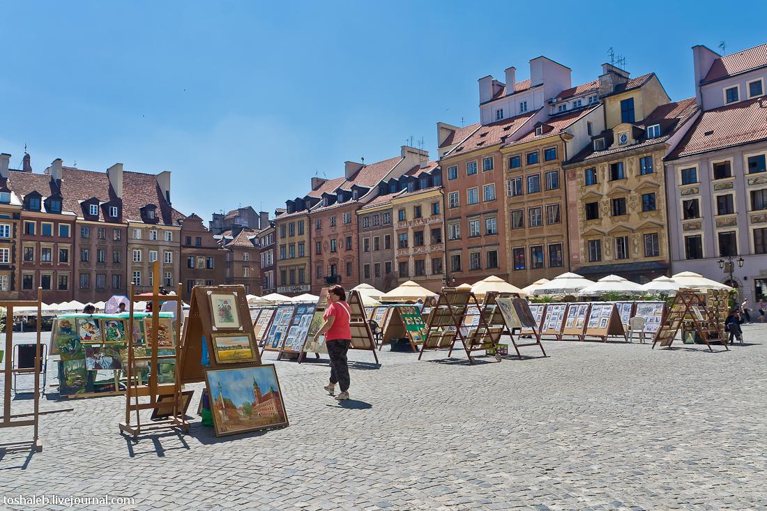 Варшава-100