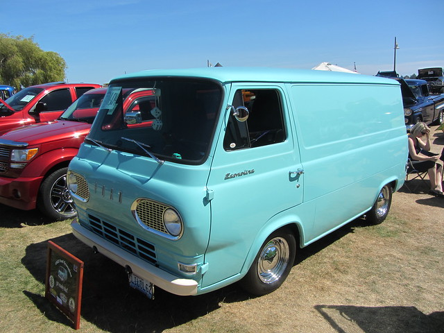 Early Ford Econoline
