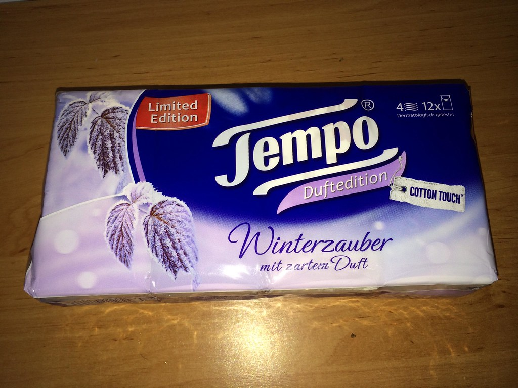 Tempo Winterzauber