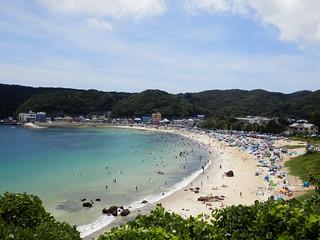 外浦海水浴場|Sotoura Beach
