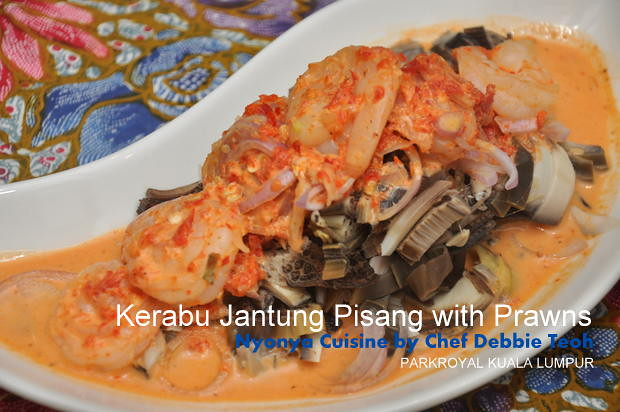 Nyonya Cuisine by Debbie Teoh PARKROYAL KUALA LUMPUR 10
