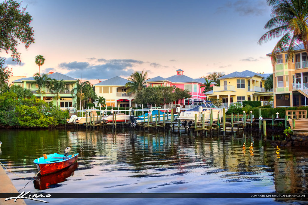 Stuart Martin County Florida Waterfront Real Estate