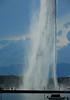 El gran chorro de Ginebra / Le grand jet d'eau de Genève