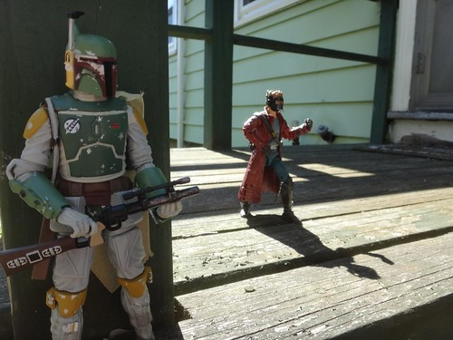 Star-Lord vs Fett 1