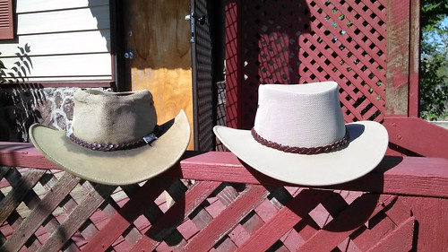 Old Hat (and New)