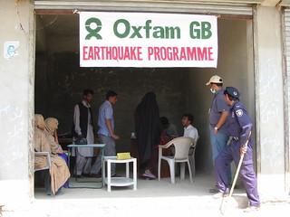 NGO workers in Pakistan