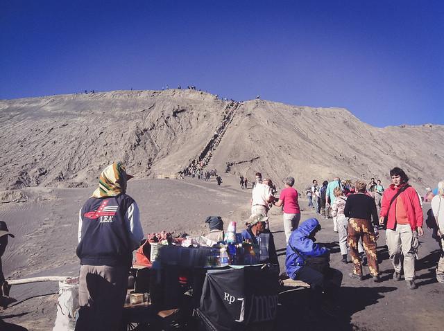 De mochilazo por Asia: Monte Bromo en www.oddcatrina.com