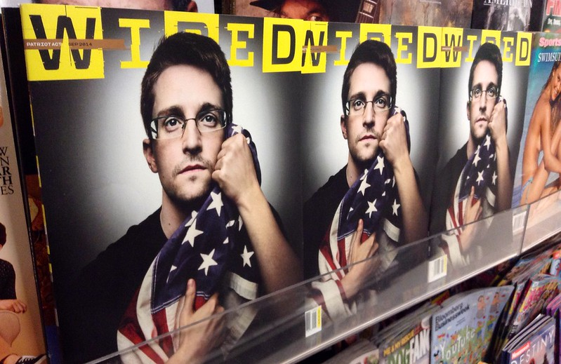 Edward Snowden Wired Magazine