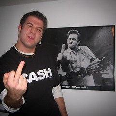#tbt: You can\'t tell but Johnny Cash is actually wearing a shirt with BERG on it. #the815