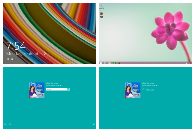Windows 8 on Mac using Parallels Desktop